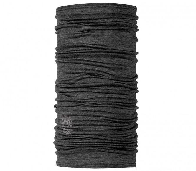 Buff - Merino Wool Funktionstuch (grau)