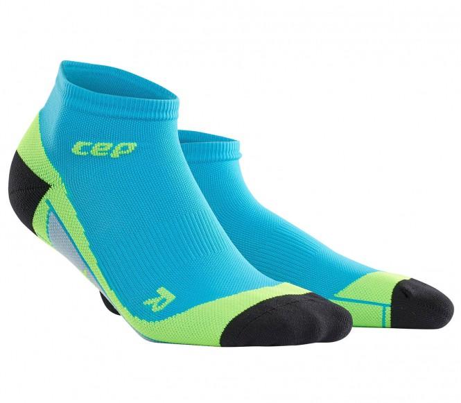 CEP - Short Herren Laufsocken (blau/grün) - V