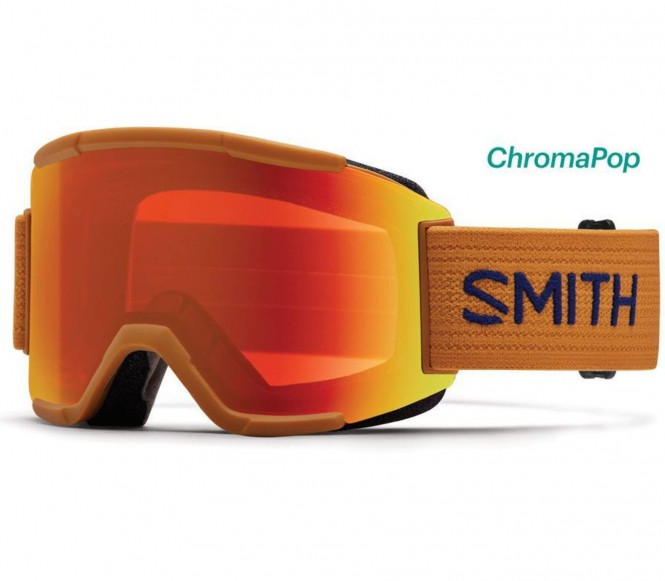 Smith - Squad Skibrille (braun/grau)