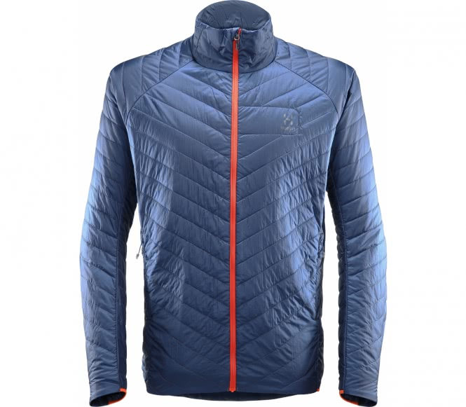 L.I.M Barrier Insulated Herren Lightweight Jacke (blau/orange) - XL
