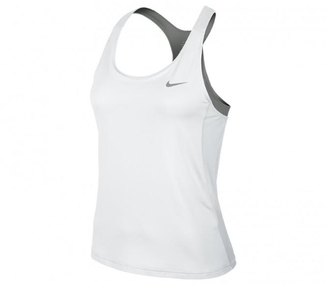Nike Premier Maria Tank Dam Tennisshirt (vit) L