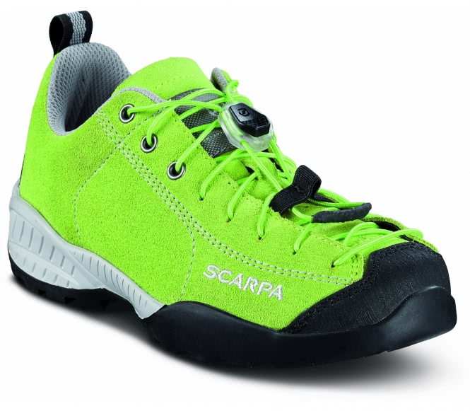 Scarpa - Mojito Kid Junior Hikingschuh (grün) - 36
