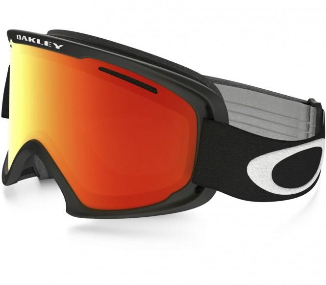 Oakley - O2XL Skibrille (schwarz/orange)