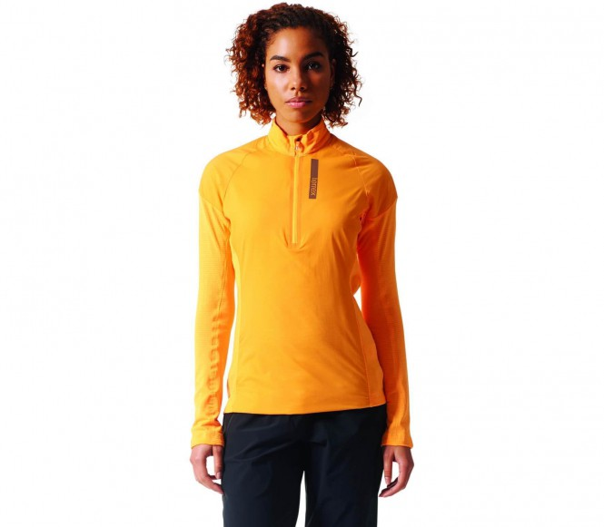 Terrex Skyclimb Damen Top (gelb) - 34