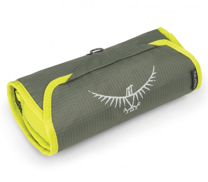 Osprey - Ultralight Washpack Roll (gelb)
