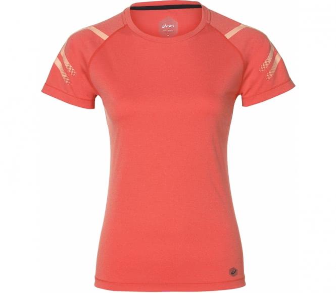 ASICS - Icon Damen Laufshirt (koralle) - XL