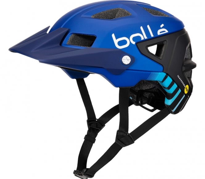 Bollé - Trackdown Mips Mountainbikehelm (blau) ...