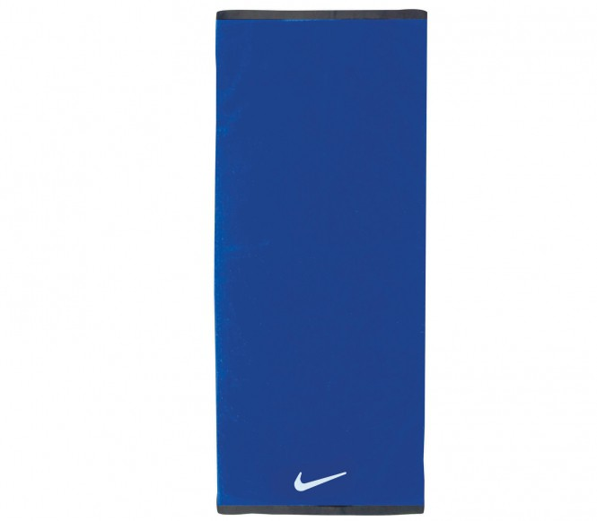 Nike Fundamental Towel Handduk Large (blå/vit)