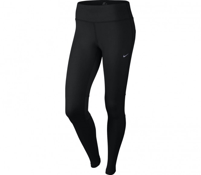 Nike Performance DRIFIT EPIC RUN Panty black/black/reflective silver