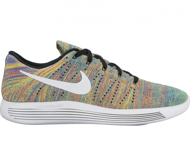 Nike - LunarEpic Low Flyknit Heren ren schoen