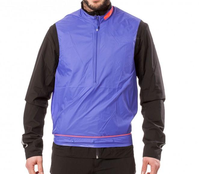 Adidas TX Agravic Herren Windbreaker Weste (dunkelblau) - 52