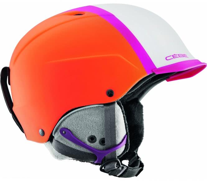 Cébé - Contest Visor Pro Skihelm (orange/pink) ...
