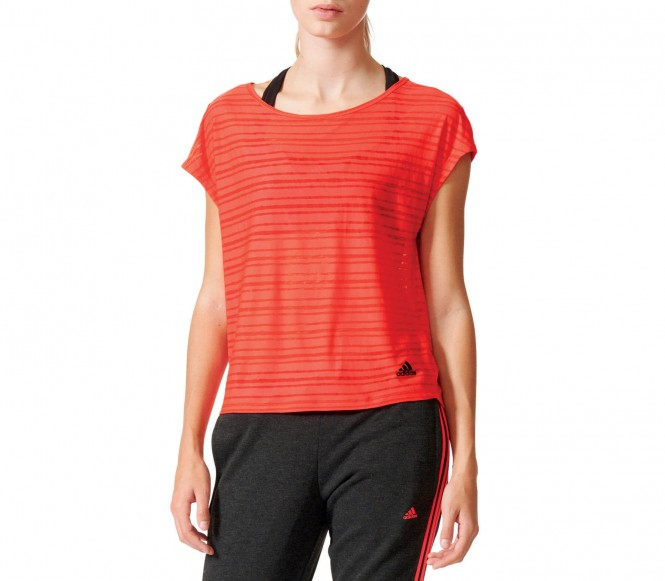 Adidas Lightweight Tee Dames Trainingsshirt L