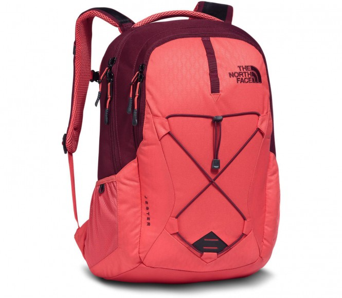 The North Face - Women?s Jester Daypack (rosa/rot)