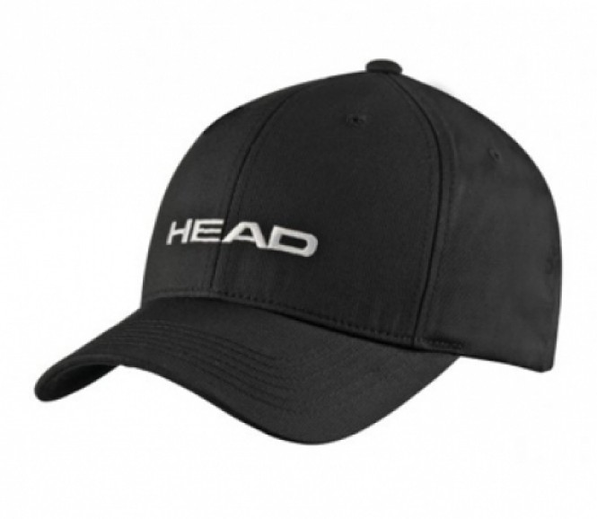 Head - Promotion Cap Schwarz