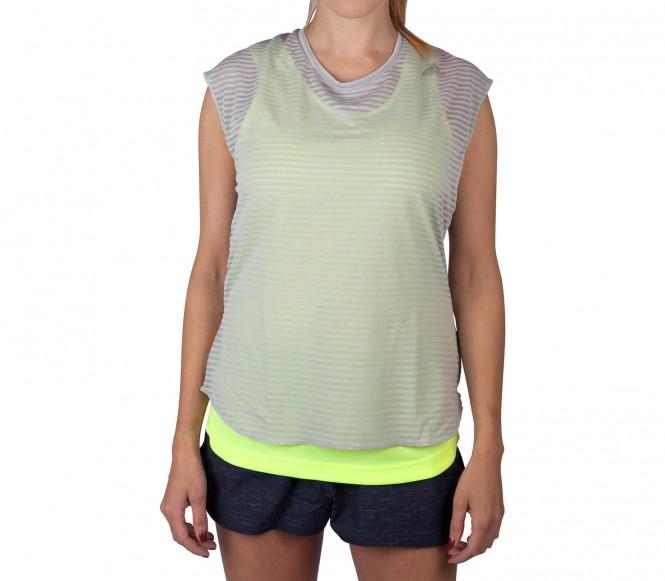 Adidas Kanoi Layer dam löparshirt (grå) 38