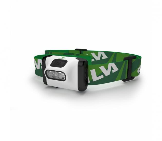 Silva - Active X Stirnlampe (grün/weiß)