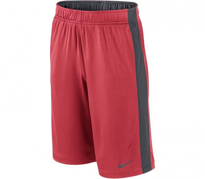 Nike Fly barn träningsshorts (röd) 158