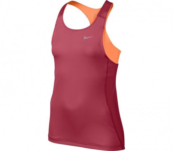 Nike Maria Sharapova Junior Tennistop (rot/orange) 158