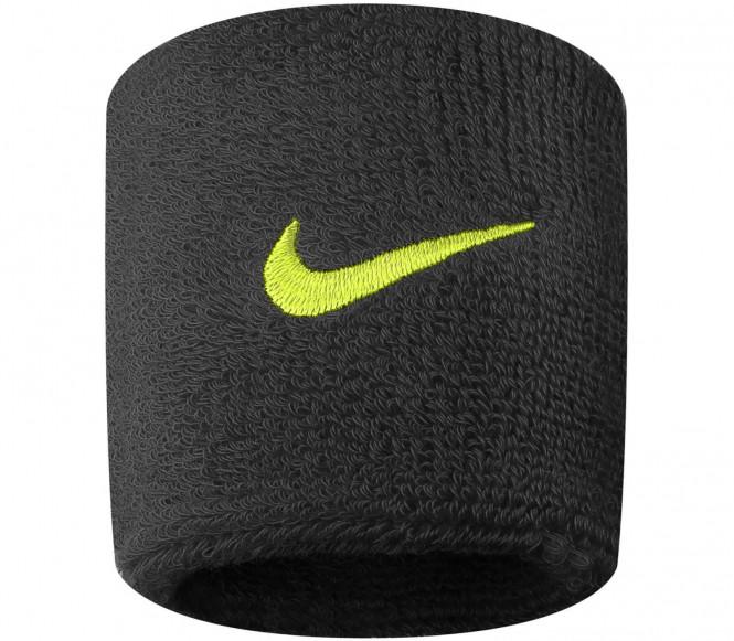 Nike - Tennis Premier Wristbands (schwarz/hellg...
