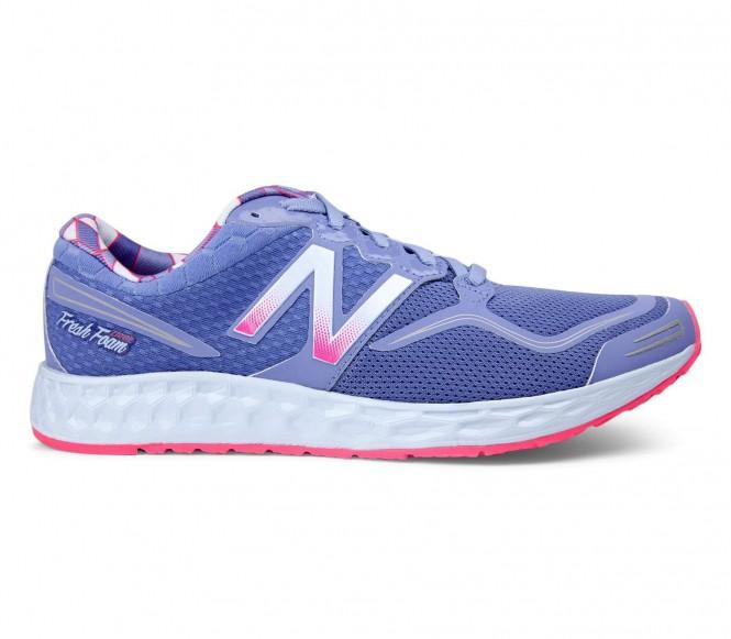 New Balance 1980 Damen Laufschuh (blau/pink) - EU 39 - US 8