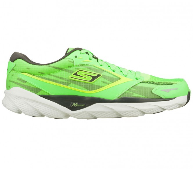 Skechers Go Run Ride 3 Nite Owl 2.0 löparskor herr (grön) EU 43 UK 8 1/2
