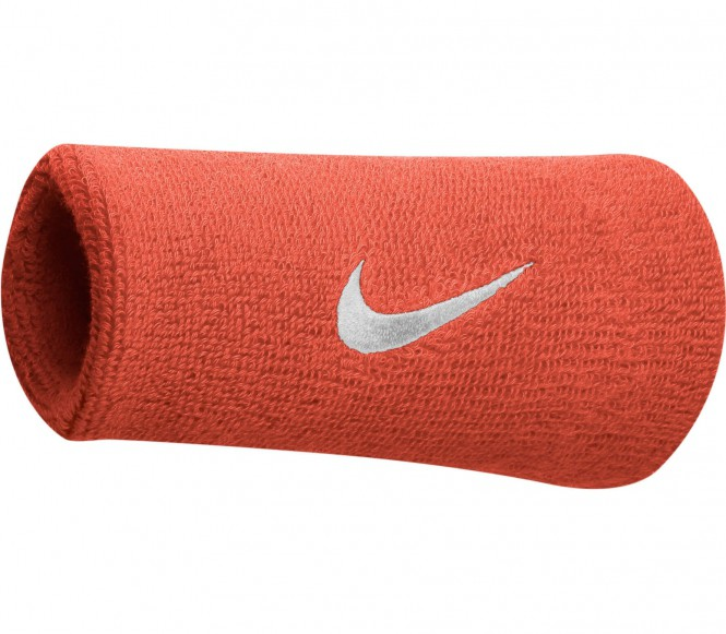 Nike - Tennis Premier Doublewide Wristbands (or...
