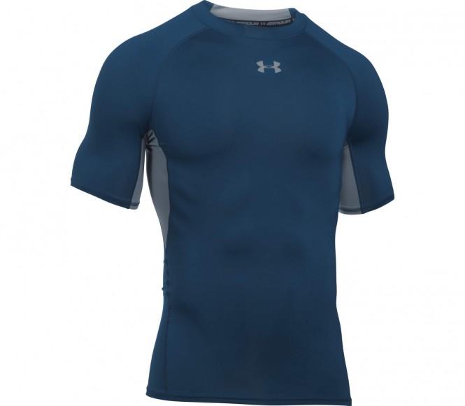 Under Armour - Heatgear Armour Shortsleeve Heren training overhemd