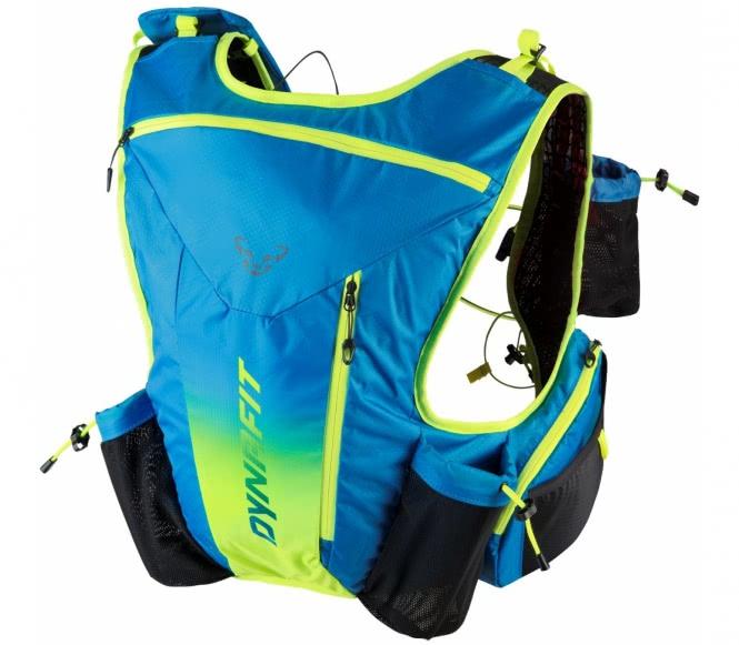 Dynafit - Enduro 12 Trail Rucksack (blau/gelb) - S