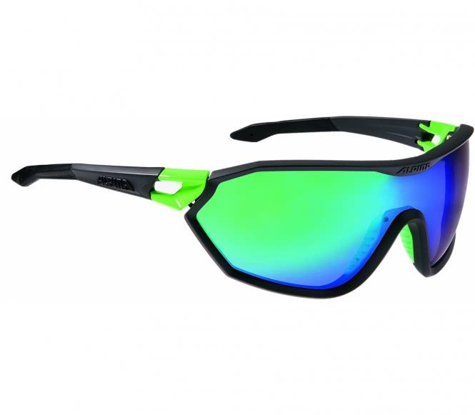 Alpina - Alpina S-Way CM Bike Brille (grün)