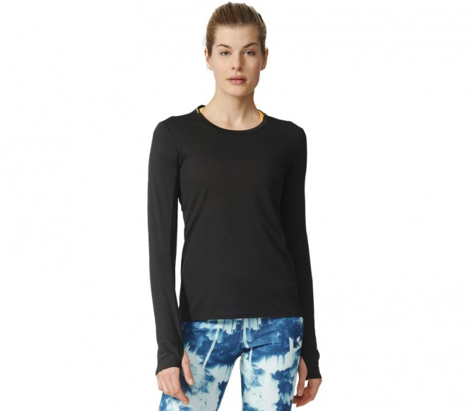 Adidas Supernova Longsleeve Dames Hardloopshirt