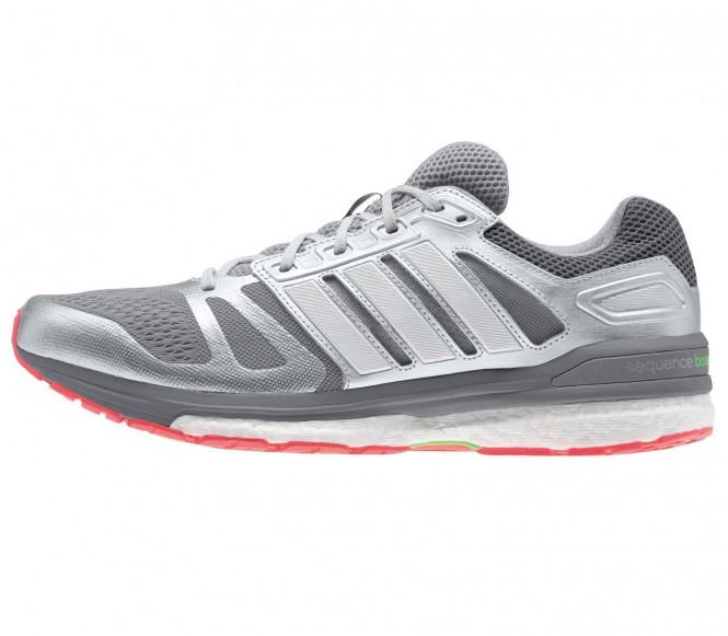 Adidas Supernova Sequence men's running shoes (silver/grey) EU 46 UK 11
