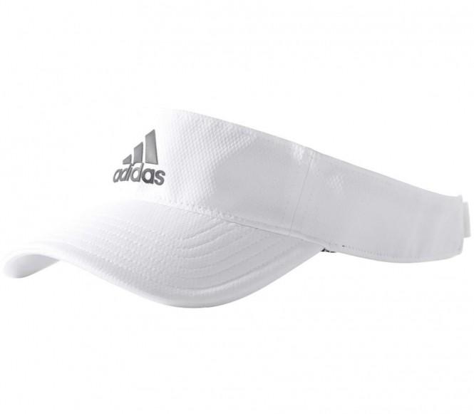 Adidas - Climalite Damen Visor (weiß/grau)