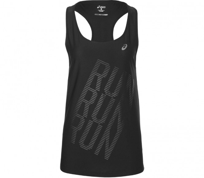 Asics - Graphic Dames running tank