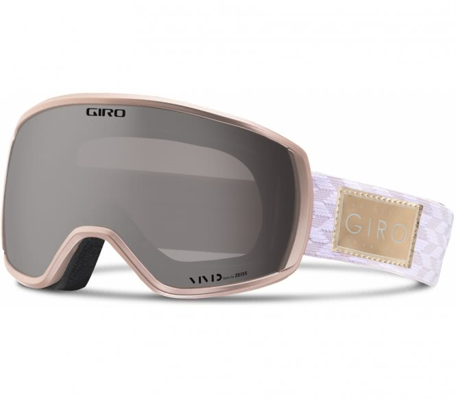 Giro - Facet Damen Skibrille (rosa/gold)