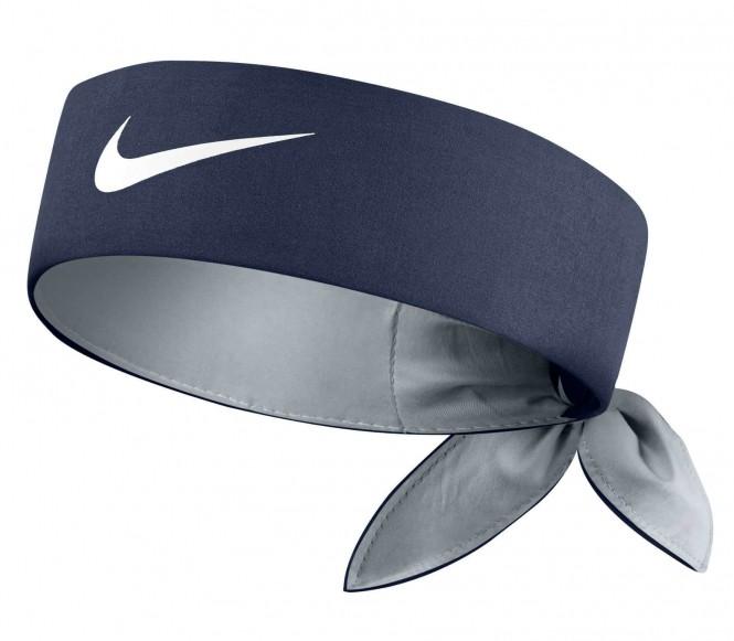 Nike - Tennis Unisex Headband (dunkelblau)