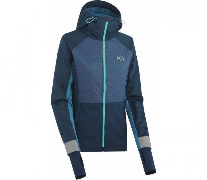 Tove Damen Winterlaufjacke (blau) - M