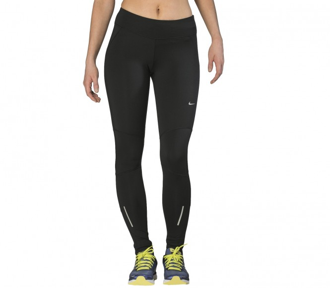 nike laufhose damen thermal tight fa13 running. Black Bedroom Furniture Sets. Home Design Ideas