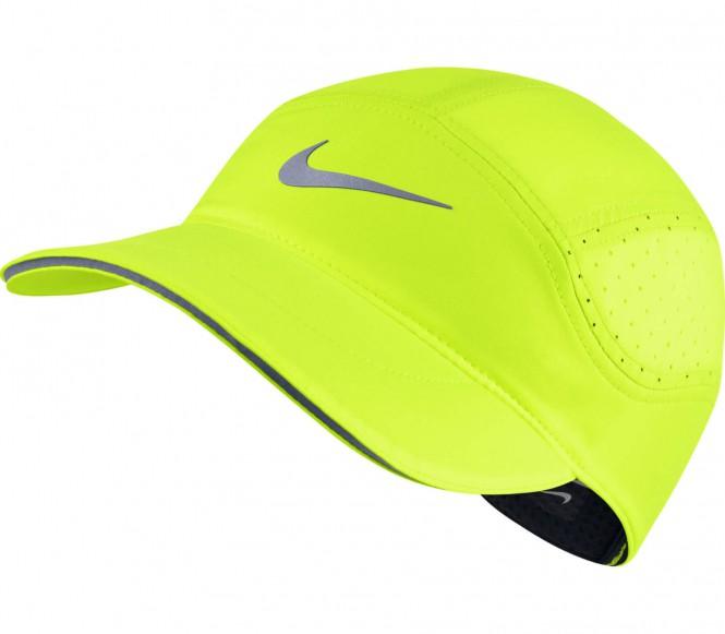 Nike - AeroBill Unisex Laufcap (gelb)