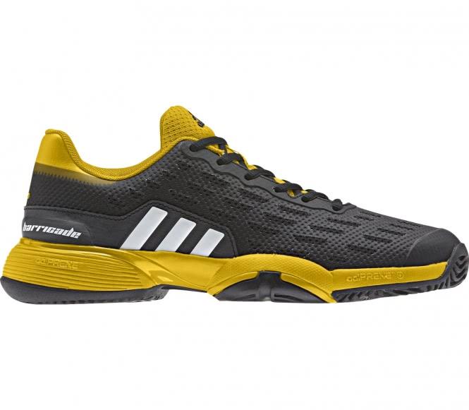 Barricade X Junior Tennisschuh (schwarz/gelb) - EU 39 1/3- UK 6