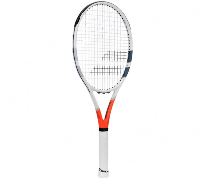 Babolat - Strike G besaitet Tennisschläger (wei...