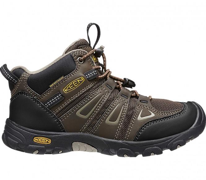 Keen - Oakridge Mid WP Junior Hikingschuh (brau...