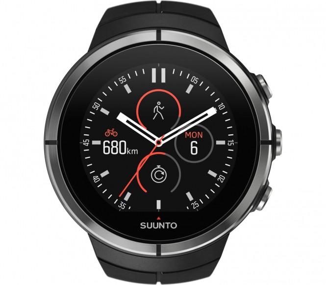 Suunto - Spartan Ultra HR Outdooruhr (schwarz)