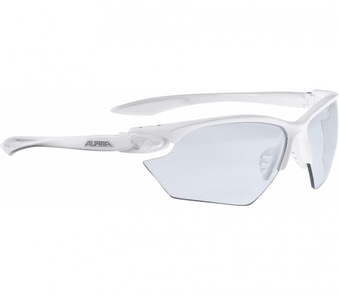 Twist Four S VL Bike Brille (weiß)