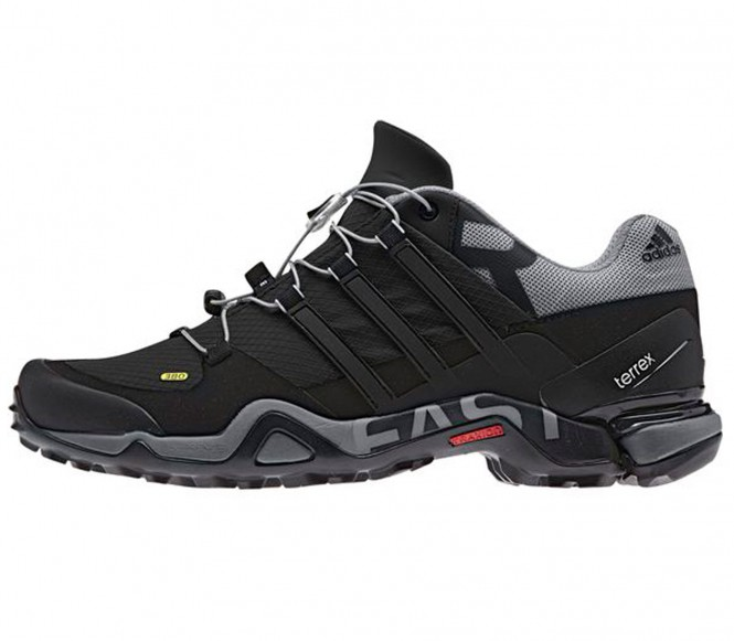 Adidas Terrex Fast R herr hikingskor (svart/grå) EU 44 UK 95