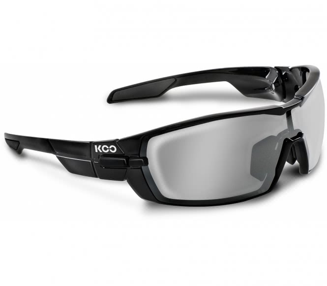 KASK KOO - Open Unisex Bike Brille (schwarz)