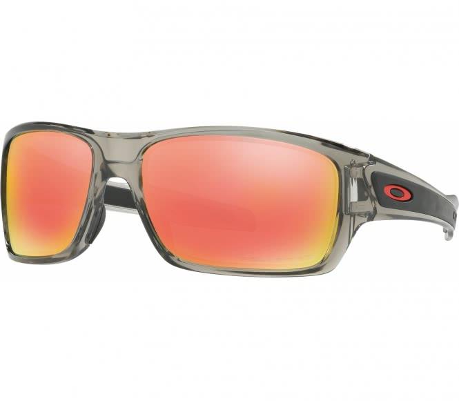 Oakley - Turbine Bike Brille (grau)