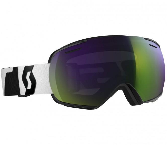Linx Skibrille (schwarz/weiß)