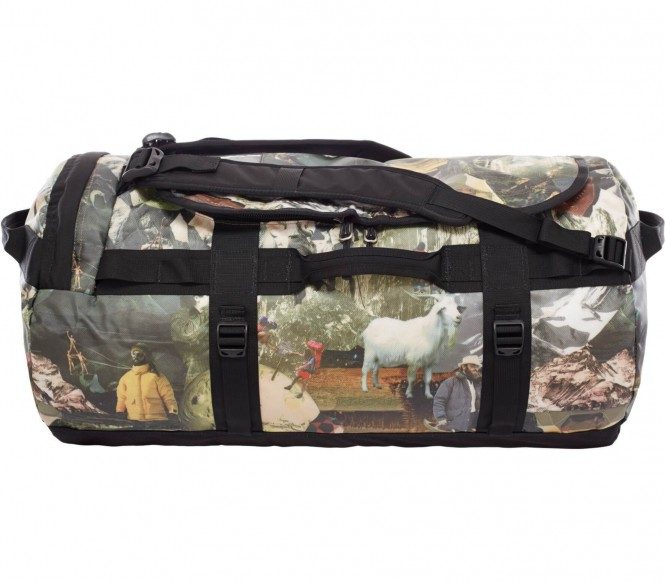 The North Face - Base Camp Duffel Bag M (hellbr...