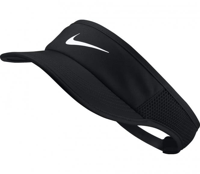 Nike - Court AeroBill Damen Visor (schwarz)